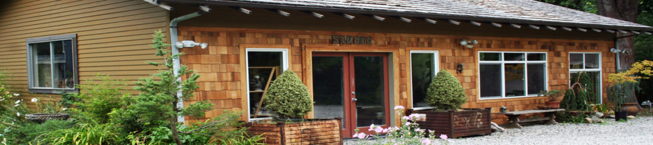 Dahl Arts Ceramic Studio in Kenmore, Just North of Seattle